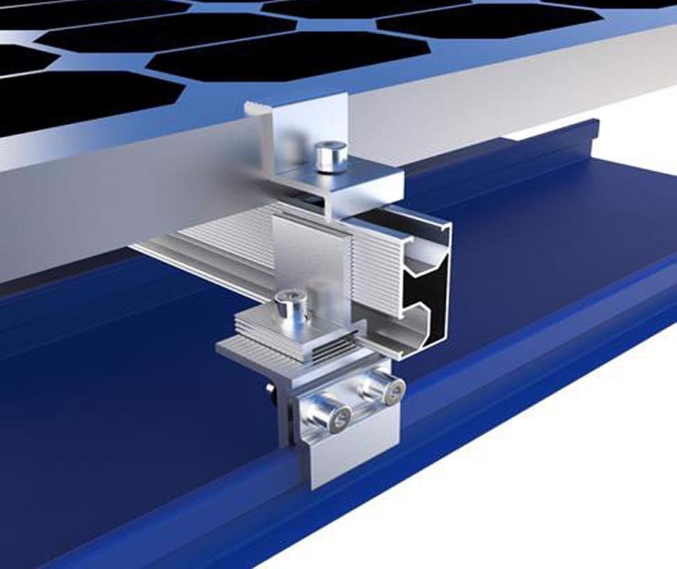 khung nhôm năng lượng mặt trời