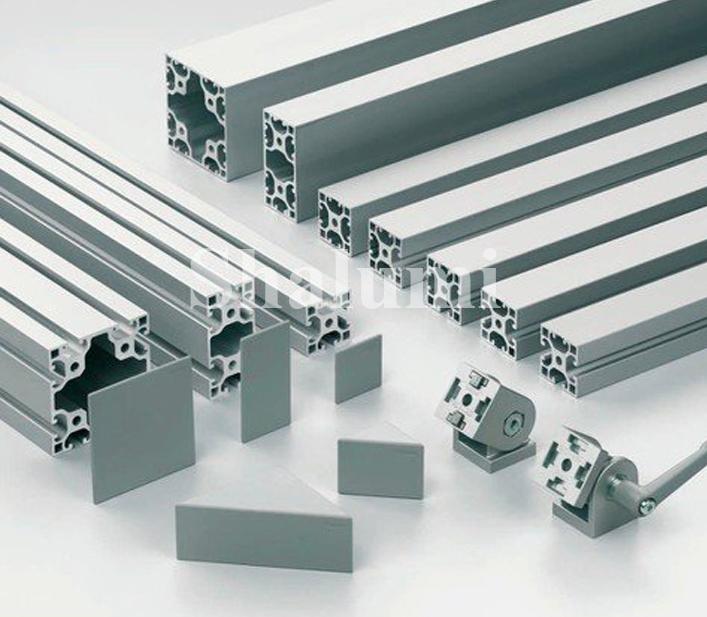 SHALUMI – Nhôm khung máy ngành công nghiệp