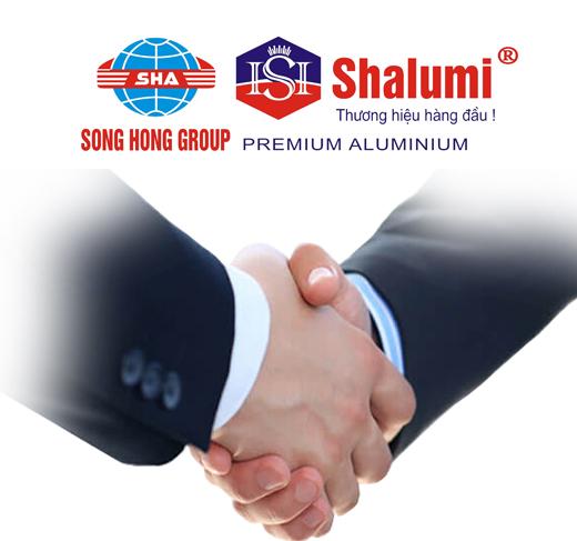 SHALUMI TOP 1 Nhà sản xuất nhôm lớn nhất và nhôm định hình chất lượng cao